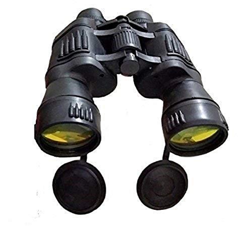 Jay Antiques Compact 10x25 Mini Binoculars Telescope Sports Hunting Camping Survival Kit - Black