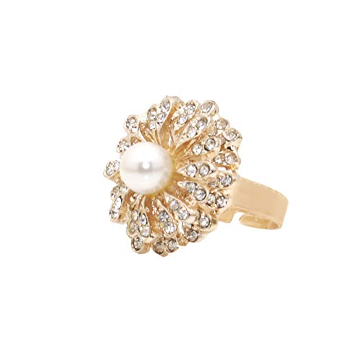 A.R. FASHION Ring for Women Stylish Adjustable 1 Pc (Western Ring_04)
