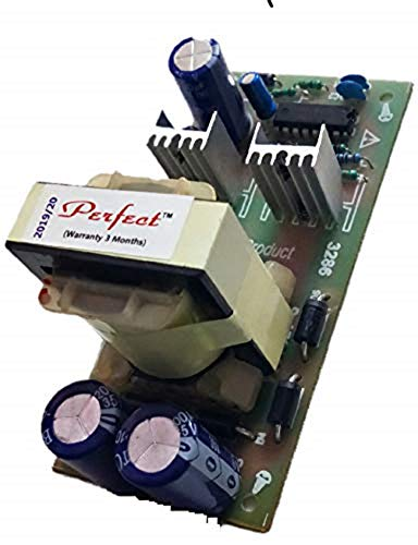 Electronic work 12V DC to 15-0-15 Volt DC 3 to 5 Ampere Converter Dual Power Supply SMPs