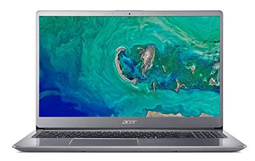 "Acer Swift 3 SF315-52G 15.6"" inch FHD Laptop (Ci5 8250U/8GB/1TB+128GB SSD/2GB-MX150 Graphics/W10/MS Office), Silver"