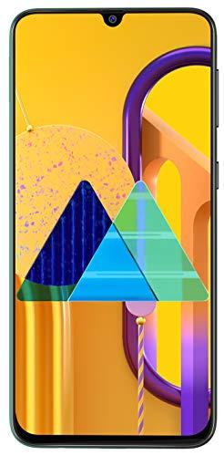 Samsung Galaxy M30s (Quartz Green, 4GB RAM, 128GB Storage)