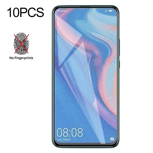LIUDSASSBFQINGR Screen Protectors 10 PCS Non-Full Matte Frosted Tempered Glass Film for Huawei Y9 Prime(2019) / P Smart Z Cell Phones Accessories
