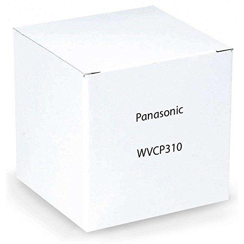 Panasonic WVCP310 Fixed Day Night Color Box Camera for Surveillance Systems