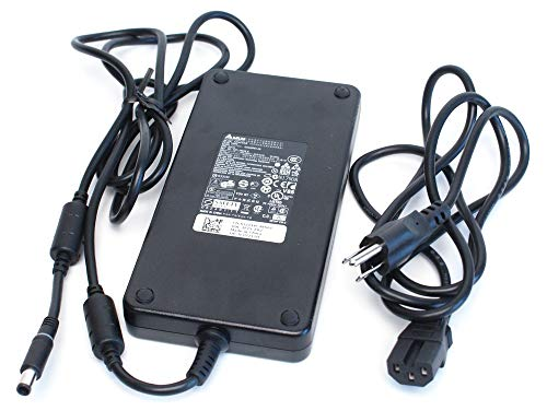 Dell PA-9E J211H 240-Watt Family AC Power Adapter PA Charger For Alienware M17x Precision Mobile Workstations: M6400 M6500 E-port Dock: PR02X Model Numbers: GA240PE1-00 ADP-240AB B Compatible Part Numbers: 330-4128 330-3514 J938H Y044M U896K J211H