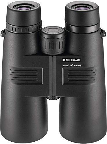 eschenbach optik Eschenbach arena D+ 10x50 high powered compact binoculars for bird watching for adults