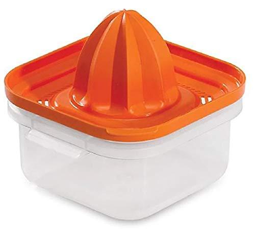 Apex DS Plastic Orange Lemon Squeezer/JUICER Manual with Container