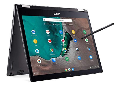 Acer Chromebook Spin 13 13.5-in 2256 x 1504 Touchscreen Convertible Laptop (8th Gen Intel Core i5-8250U, 8GB LPDDR3, 128GB eMMC, Backlit Keyboard, Aluminium Chassis)