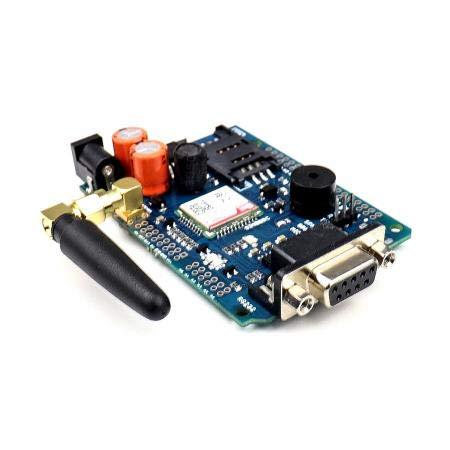 REES52 GSM SIM800C Modem Shield for arduino with Antenna