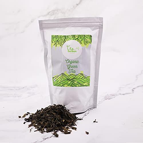 TEA TURBAN Organic Green Tea