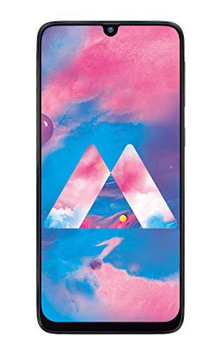 (Renewed) Samsung Galaxy M30 (Stainless Black, 3GB RAM, Super AMOLED Display, 32GB Storage, 5000mAH Battery)