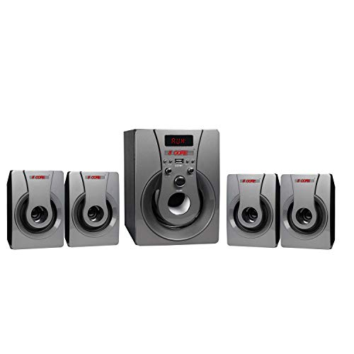 5 Core HT-4126-BT Bluetooth, USB/AUX/SD/FM 4.1 Home Theater System