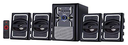 Bencley ZX-003 Multimedia Home Theatre with Bluetooth/Aux/USB/SD Card