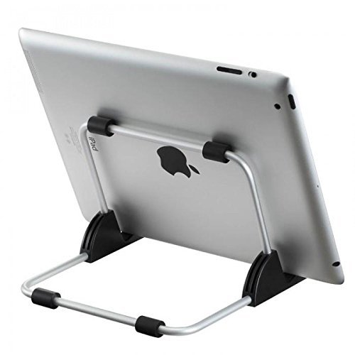 "OAHU Adjustable Phone Stand for Desk | Foldable Swivel Office Cell Phone Holder| Universal Stand Holder for 7""-12"" 