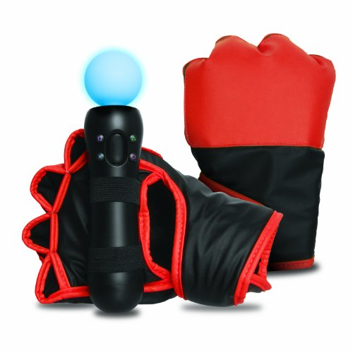 dreamGEAR PlayStation Move Boxing Gloves
