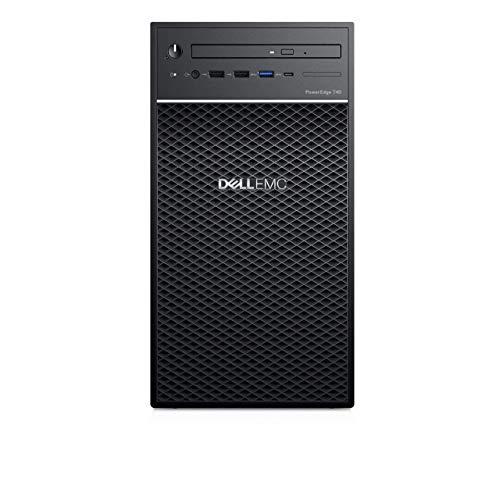 Dell PowerEdge T40 Tower Server, Intel Quad-Core Xeon E-2224G Processor 3.5GHz, 16GB DDR4 RAM, 1TB 7.2K RPM HDD, 3 Yr. Warranty by Dell