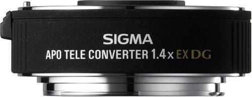 Sigma APO Teleconverter 1.4x EX DG for Minolta and Sony Mount Lenses