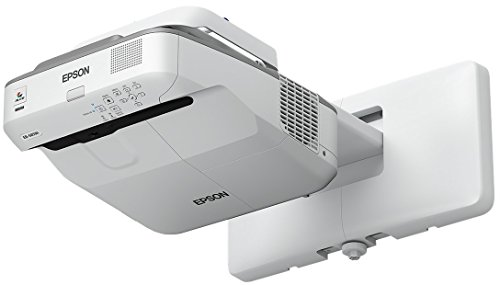 Epson EB-675Wi Ultra-Short Throw Interactive Projector with 3200 ANSI Lumens, WXGA Resolution