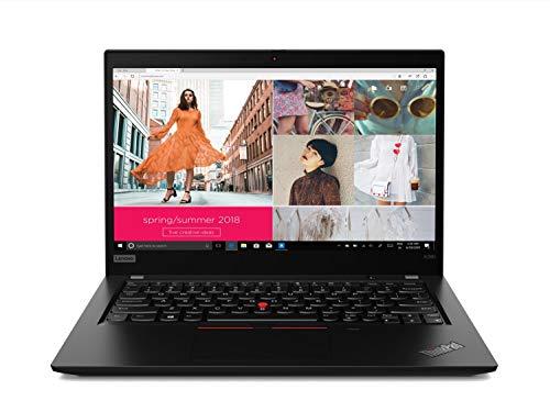 Lenovo ThinkPad X390 Intel Core i7 8th Gen 13.3-inch Full HD Thin and Light Laptop (8GB RAM/ 512GB SSD/ Windows 10 Professional/ Black/1.29 kg), 20Q0002HIG