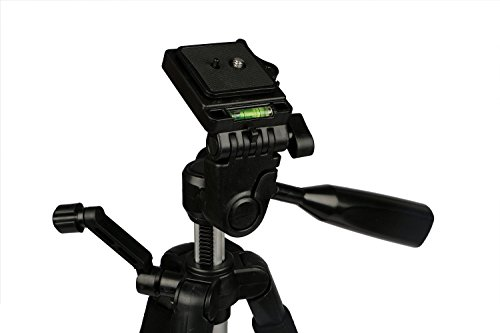 Photron Stedy 450 Tripod with 1 Extra Quick Release Plate and Carry Bag