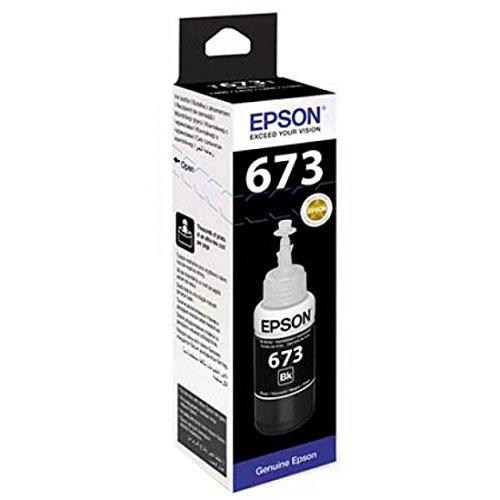 Epson T6731 Ink Bottle (Black)