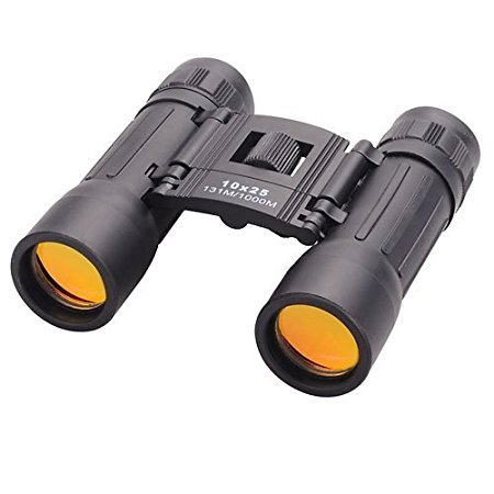 EVALUEMART Compact Comet Binocular 10x25 with Powerful Lens 101 to 1000 m Vision (Multicolour)