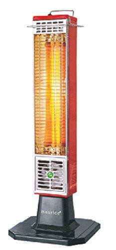 Maurice Metal Rado Heat Pillar (Color: RED, Size: 270 mm X 210 mm X 900 mm)