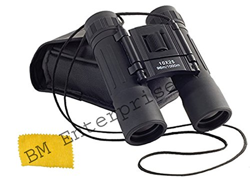 PIA INTERNATIONAL® COMET POCKET BINOCULAR 10X25