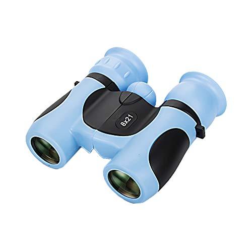 8x21 Compact Binoculars for Kids and Adults, Fujunkang High Power Waterproof Large Eyepiece Binoculars for Waterproof Bird Watching, Bird Watching, Mountain Climbing, Outdoor Hunting, Watching Shows,