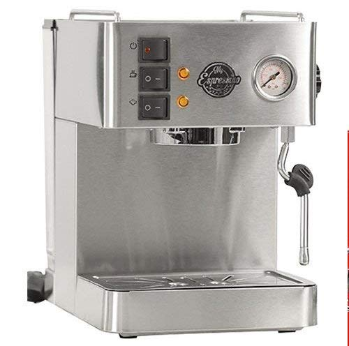 SPL MyEspressino Home Coffee Machine (Chrome)