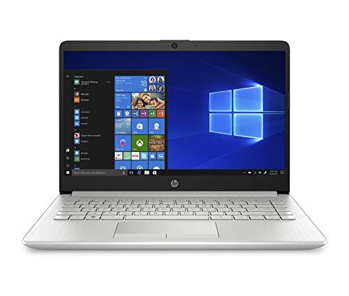 HP 14s core i5 10th Gen 14 inch FHD Laptop (8 GB/256 GB SSD/1TB HDD/Windows 10/MS Office 2019/Natural Silver /1.43kg) 14s-cr2000tu