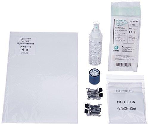 Fujitsu Scanaid Consumable/Clean Kit Fi -5120C 5220C 4220C 4120C - Model#: CG01000-507001