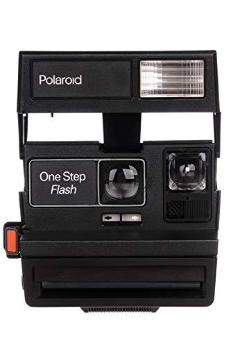 Polaroid One Step Flash Instant Film Camera