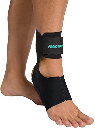 Aircast AirHeel Ankle Support Brace (with and without Stabilizers)