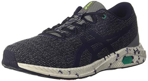 ASICS Men's Peacoat Running Shoes-6 UK (1021A065)