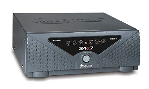Microtek Hybrid UPS 24x7 HB-950VA 12V Modified Sine Wave Inverter