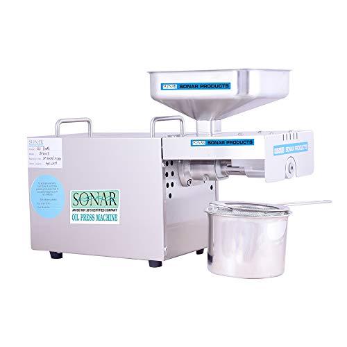 Unkown SONAR Domestic Oil Press Machine S.A-2003 (COLD PRESSED OIL MACHINE )