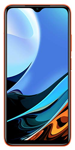 Xiaomi Redmi 9 Power (Fiery Red, 4GB RAM, 64GB Storage) - 6000mAh Battery | 48MP Quad Camera | Snapdragon 662 Processor