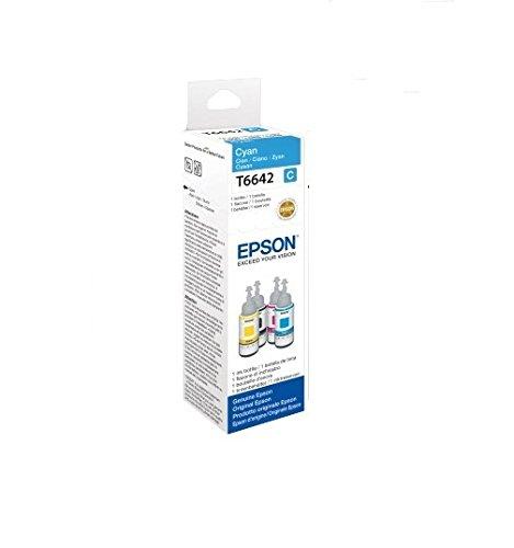 Epson 6642 70 ml Ink Bottle (Cyan)