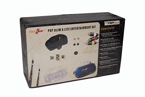 Redgear PSP SLIM & LITE ENTERTAINMENT KIT - PSP
