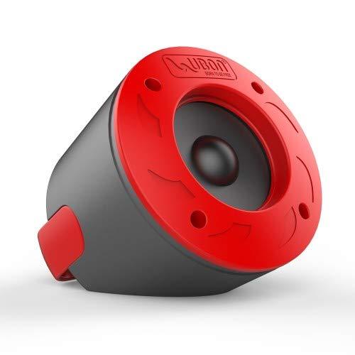 UBON SP-6535 Wireless/Bluetooth Speaker with FM Radio (Red)