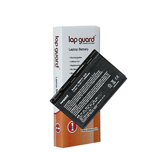 Lapguard 6 Cell Laptop Battery for Acer GRAPE32  Black (LGBTA5320BLK06)