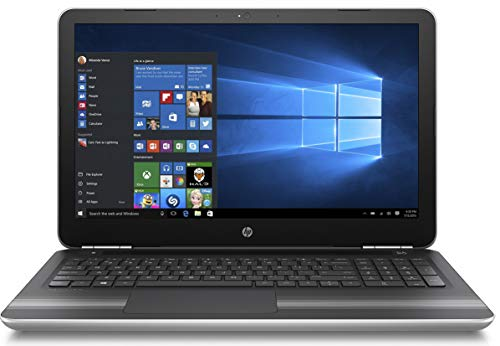 (Renewed) HP Pavilion 15-au620TX 15.6-inch Laptop (Core i5-7200U/8GB/1TB/Windows 10 Home with MS Office/2GB Graphics), Natural Silver