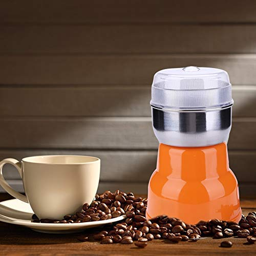 Falong Electric Stainless Steel Coffee Bean Grinder Home Grinding Milling Machine
