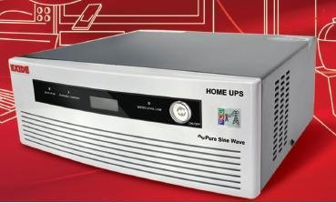 Exide 650VA Home UPS Inverter (White)