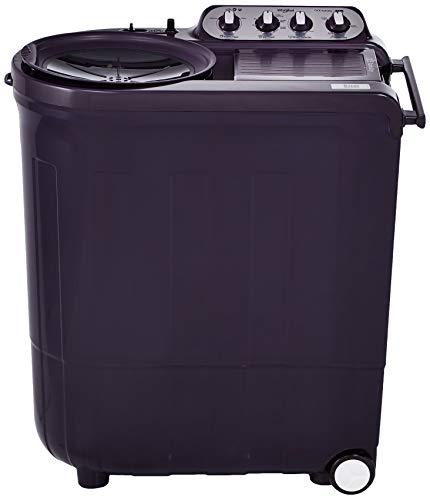 Whirlpool 7.5 Kg 5 Star Semi-Automatic Top Loading Washing Machine (ACE 7.5 TURBO DRY, Purple Dazzle)