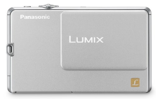Panasonic Lumix DMC-FP1 12.1 MP Digital Camera with 4X Optical Image Stabilized Zoom and 2.7-Inch LCD (Silver)