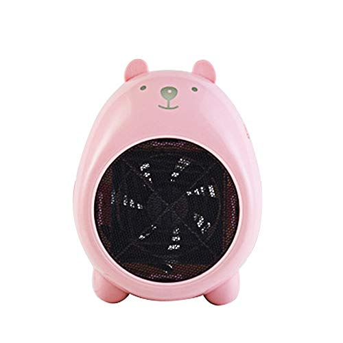 Tooarts Cartoon Lovely Creative Practical Smart Mini Office Home Room Table Warm Air Blower Heater Portable Heating Machine 220V