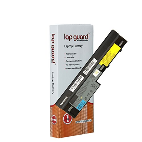 Lapguard 6 Cell Replacement Laptop Battery for Lenovo 3ICR19/65-2 Black (LGBTLENS10-3BLK06)