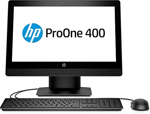 HP ProOne 400 G3 20-inch Non-Touch All-in-One PC Y7B82AV