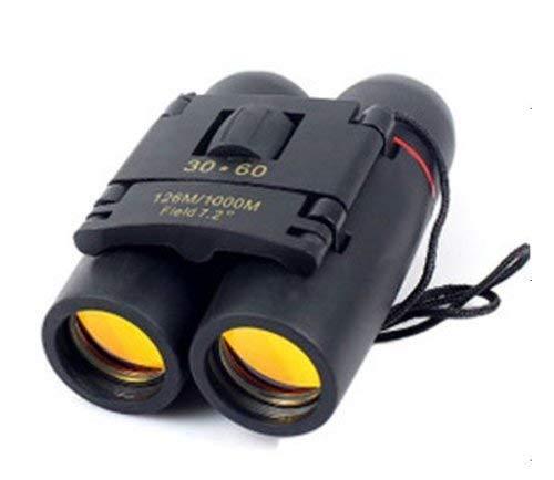nunki trend 30x60 High Powered Binoculars | for Both Adults & Kids, Waterproof (Black)